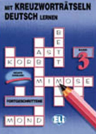 Mit Kreuzworträtseln Deutsch Lernen: 3