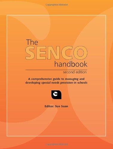 The SENCO Handbook 2nd edition