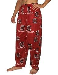 NCAA South Carolina Gamecocks Homme Fall / Winter Polar Fleece Thermal Sleepwear / Pajama Pants