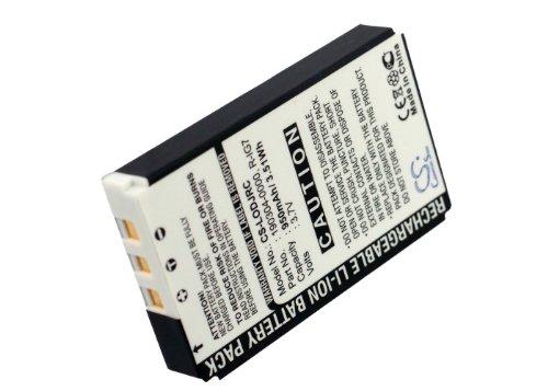 Logitech Wireless Music System (CS-LODJRC Akku 950mAh Kompatibel mit [LOGITECH] Wireless DJ Music System Ersetzt 190301-0000, R-IG7)