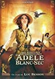 Les aventures extraordinaires d'Adèle Blanc-Sec [Import italien]
