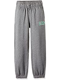 GAP Boys' Relaxed Cotton Trousers