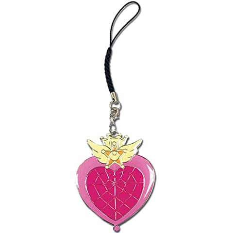Cell Phone Charm-Sailor Moon, Sailor Chibimoon licenza ge17528 Compact