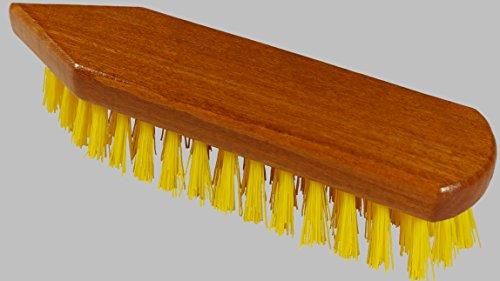 Spazzola multiuso per pulizia, a forma di freccia,