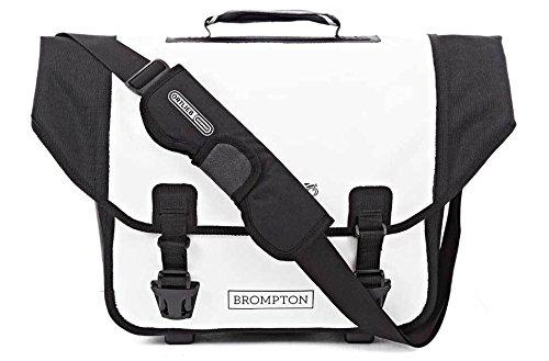 Nuevo Brompton-o bolsa Ortlieb Messenger Bag Berry