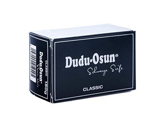6 x 150 g Dudu-Osun - Schwarze Seife aus Afrika Naturseife mit Sheabutter (Produkte Beliebteste)