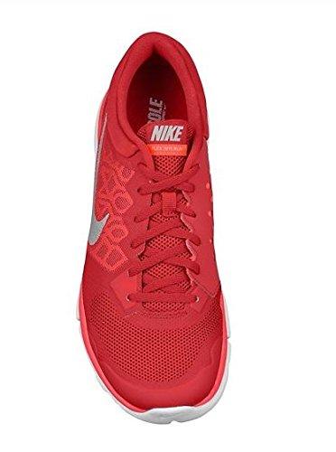 Mens Magistax Pro Tf Turf scarpe da calcio 7 Us, nero / volt / bianco Gym Red / Bright Crimson / White / Metallic Silver