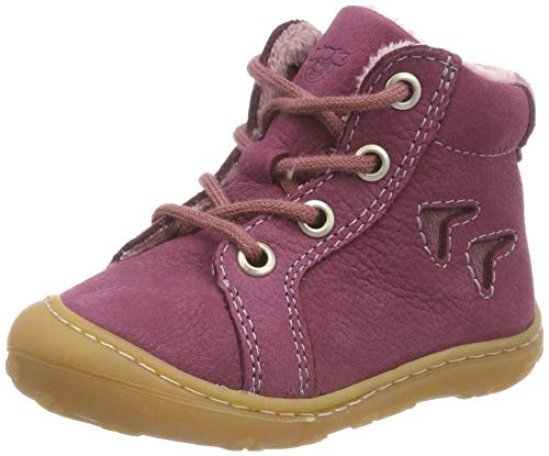 RICOSTA Baby Mädchen Georgie Sneaker, Rot (Fuchsia 367), 20 EU