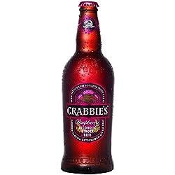 Crabbies Scottish Himbeere 500ml - (Packung mit 6)