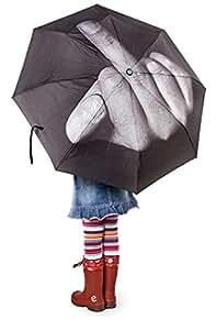 F**k Stinkefinger Regenschirm