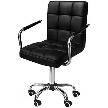 Ex Argos Ryan High Back Leather Effect Luxury Office Chair