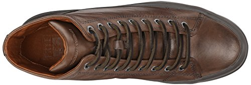 FRYE Mens Grand Lace-Up Boot Dark Grey