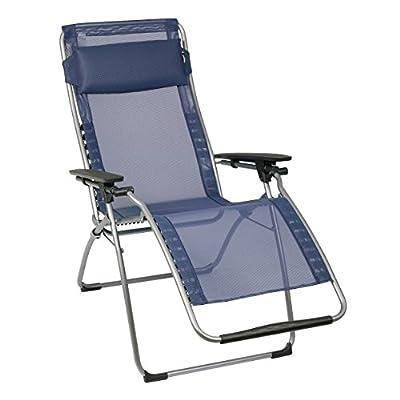 Lafuma Relax-Liegestuhl, klappbar und verstellbar, Futura von Lafuma auf Gartenmöbel von Du und Dein Garten