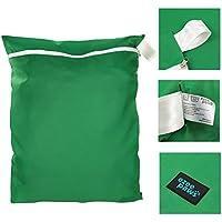 Ezee Paws Pet Laundry Bag | Washing Machine Wash Bag | Zip Up & Hanging Hook (Jumbo)