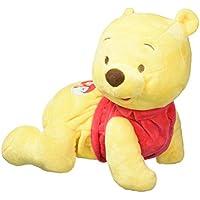 Clementoni- Disney Winnie The Pooh Gattona con Me, Peluche Primi Passi, Multicolore, 17306