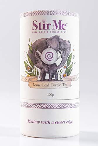 Loose Leaf Purple Tea 100g - Stirme Tea