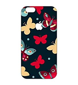 Happoz Apple Iphone 7 Plus Logo Cut Cases Back Cover Mobile Pouches Patterns Floral Flowers Premium Printed Designer Cartoon Girl 3D Funky Shell Hard Plastic Graphic Armour Fancy Slim Graffiti Imported Cute Colurful Stylish Boys Z024