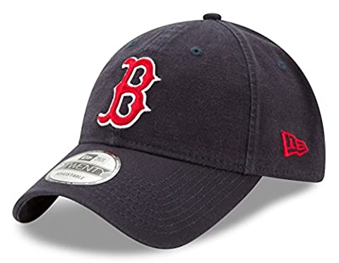 Boston Red Sox New Era MLB 9Twenty Primary Core Classic Adjustable Hat