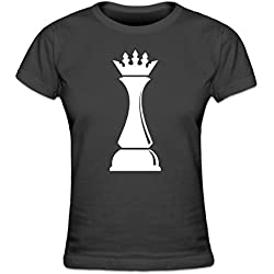Camiseta de mujer Chess Queen by Shirtcity