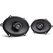 Kenwood KFC-PS5795C altavoz audio - Altavoces para coche (De 3 vías, 320W, 80W, 22,07 cm, 6,12 cm, 13,8 cm) Negro
