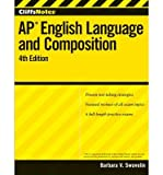 [( CliffsNotes AP English Language and Composition [With CDROM] (Cliffs AP) By Swovelin, Barbara V ( Author ) Paperback May - 2012)] Paperback