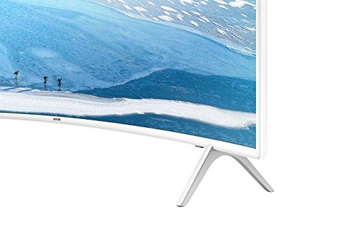 Samsung KU6519 138 cm (55 Zoll) Curved Fernseher (Ultra HD, Triple Tuner, Smart TV) -