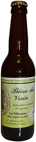Ferme Brasserie Du Vexin - La Véliocasse Ambrée