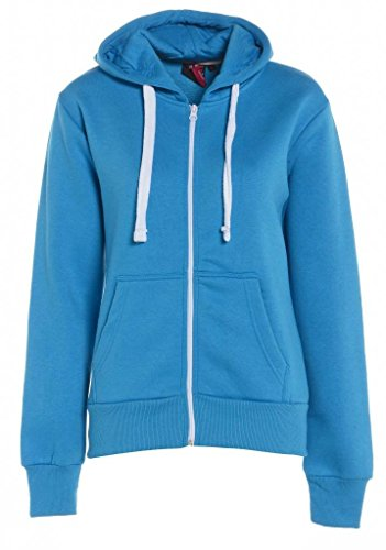 Gracious Girl - Sweat-shirt -  Femme Turquoise