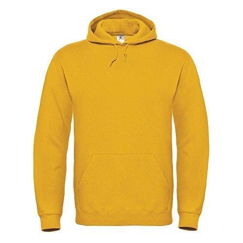 B&C - Kapuzen-Sweatshirt 'ID.003' S,Chilli Gold Chilli Collection