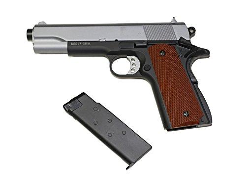 Softair Vollmetall Pistolen Colt Browning Walther Heckler & Koch Beretta BGS Combat Zone uvm. Airsoft Softair Kugeln Elite Force Munition Premium Qualität aus Deutschland von ETU24 (BGS A2)