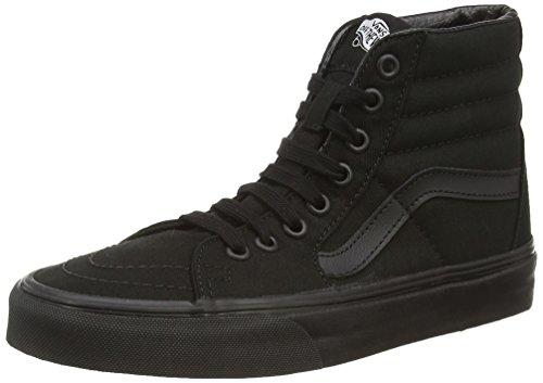 vans-sk8-hi-unisex-erwachsene-hohe-sneakers-schwarz-black-black-black-39-eu-6-erwachsene-uk