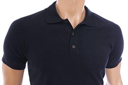 Armani Herren Poloshirt Blau - Blau