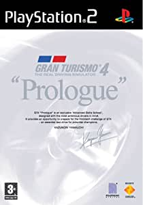 Gran Turismo 4: Prologue Signature Edition With Bonus Disc (Limited Edition)