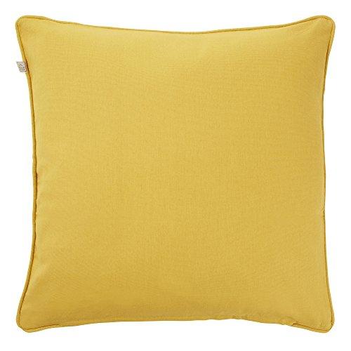 Dutch Decor Cushion cover Java – 70x70cm – mustard