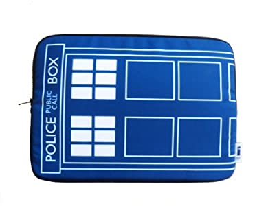 Doctor Who Tardis Noprne Ordinateur Portable 13