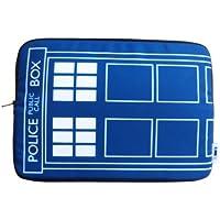 Doctor Tardis Case for 13 inch Laptop - Blue