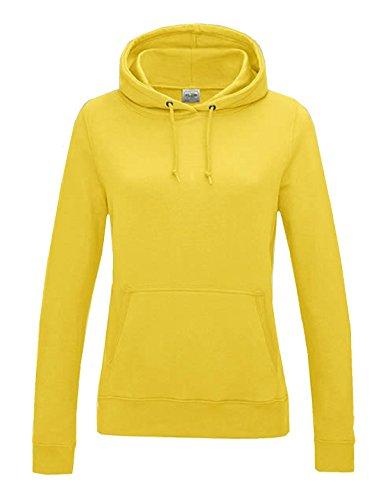 All We Do Is - Sudadera con Capucha - para Mujer Amarillo Sun Yellow Medium