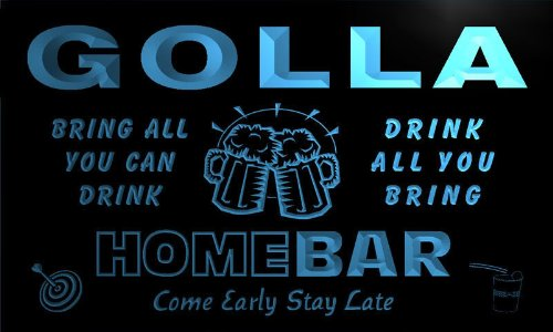 q17178-b-golla-family-name-home-bar-beer-mug-cheers-neon-light-sign