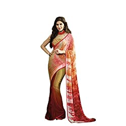 saree(Fashion Dream Women's clothing saree for women latest design wear saree collection in multi color latest saree with blouse free size beautiful saree for women party wear offer saree with blouse piece)