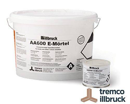 örtel AA600 E-Mörtel 2-Komponenten Mörtel 1,5 kg ()