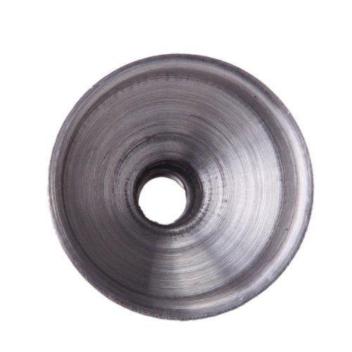 Sonline 2 Stueck Edelstahl Trichter Flachmann Funnel – Silber - 2