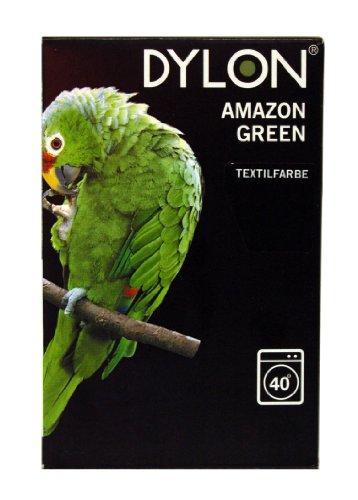 Price comparison product image Dylon 200g Machine Fabric Dye - Amazon Green