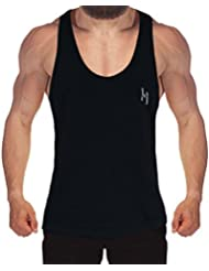 Highdas Fitness Tank Top Hombre Bodybuilding Muscle Shirt Entrenamiento Gym Gilet