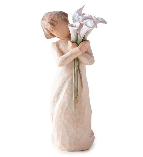 Beautiful Wishes Willow Tree Figur® - Hand Geschnitzte Konsole