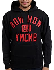 YMCMB - BOW WOW Sweat-shirt capuche noir Athletic 87 Homme