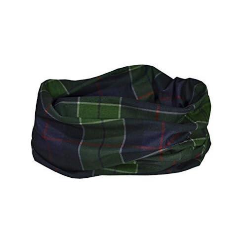 41GCATIlKhL. SS500  - Ruffnek SCOTTISH 'HUNTING' TARTAN PRINT SCARF Multifunctional Headwear Neck warmer