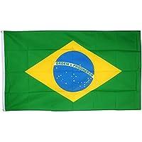 inShang bandera de España 150x90cm Flage México Bandera de Francia, Alemania Italia Union Jack Reino Unido Bandera de Brasil Bandera de Japón Bandera nacional de Estado Unidos Canadá. Copa de Europa de Fútbol Aficionado Bandera Deporte Juegos Olímpicos de la bandera de la bandera desfile de Baloncesto