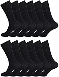 HUGO BOSS Herren Socken Strümpfe Business Allround RS SP 50274157 12 Paar