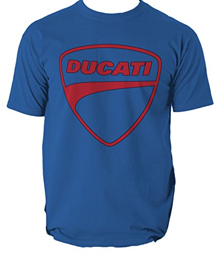 Stedman - Camiseta - para hombre azul azul real Medium