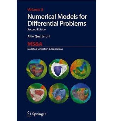 [(Numerical Models for Differential Problems )] [Author: Alfio Quarteroni] [Dec-2013]